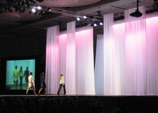 Stage design pinterest backdrops fashion show and stage curtains