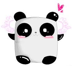 pandas kawaii - Buscar con Google