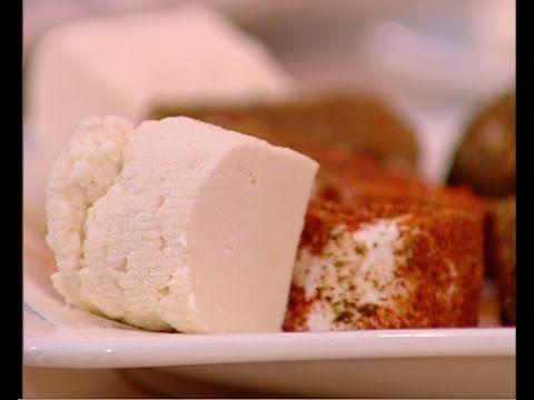 طريقة عمل الجبنه البيضاء على طريقة الشيف هاله فهمي من برنامج البلدى يوكل فوود Youtube Food Recipes Cheese