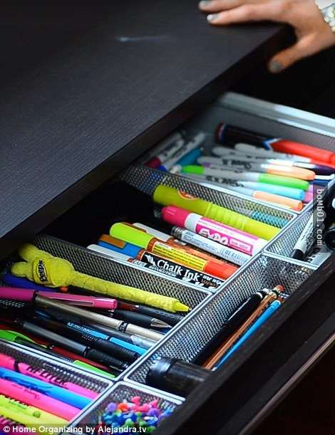 收納女王帶大家參觀她堪稱「家居環境最整潔的房子」,大家看完都偷偷筆記學了好幾招啊! - boMb01