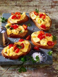 10 mal gesundes Frühstück zum Abnehmen