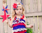 outfit your kids in red, white & blue this July! #summer