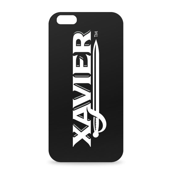 iPhone 6 Black Matte Classic Case Xavier University