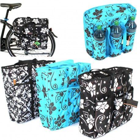 Gepacktragertasche 3 Farben Fahrrad Fahrradgepacktasche Tasche