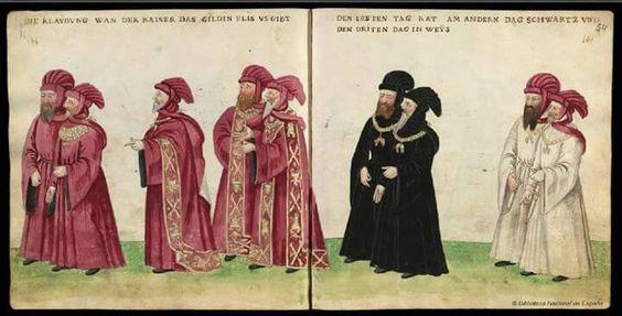 La moda en tiempos de Carlos V