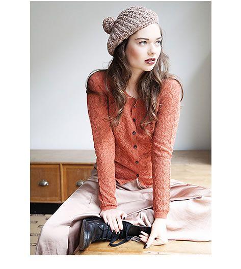 Aymara knitwear at A Suivre... - Ghent