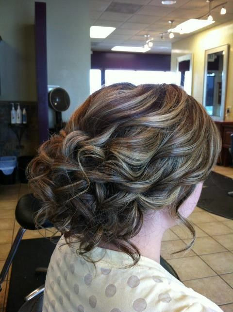 Enjoyable Hair And Make Up By Steph Updo Cores E Maquiagem Short Hairstyles For Black Women Fulllsitofus