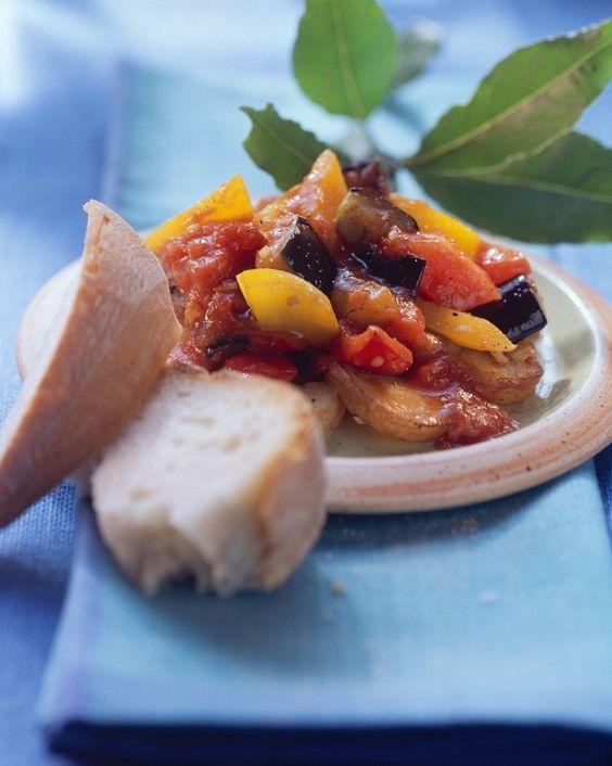 Mediterranes Gemüse - smarter - Zeit: 1 Std. | eatsmarter.de