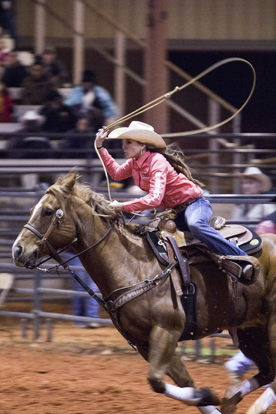 Rodeo Cowgirl by Jimmy Lede on 500px