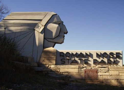 Roman Nose State Park In Northwest Oklahoma Offers Outdoor Adventure And A Beautiful New Lodge
