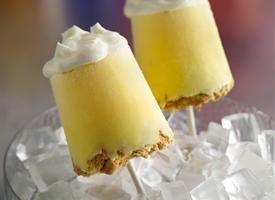 Lemon Meringue Pie Pops