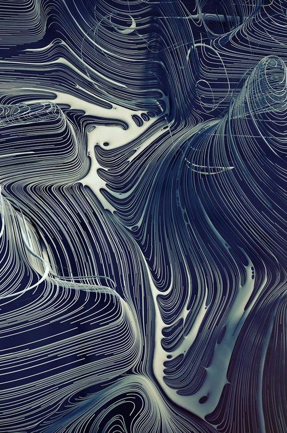 Curve descent pattern by Oleg Soroko on Behance