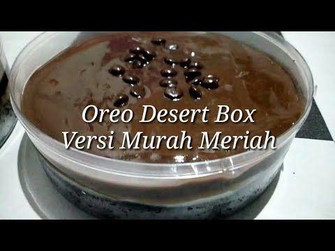 Oreo Desert Box Pake Drink Bengbeng Coklatnya Lumerrr Tanpa Oven Tanpa Kukus Cake Kekinian Youtube Oreo Recipes Oreo Cake Oreo Dessert