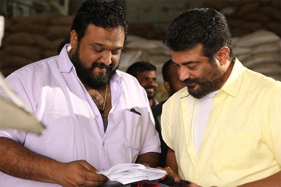 Director Siva Talk about Ajith and Viswasam