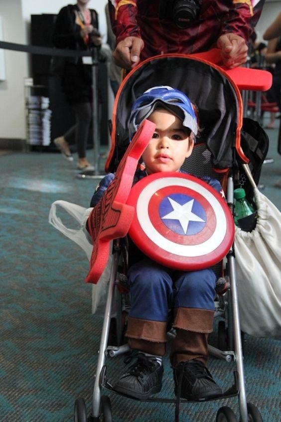 Comic Con Geekling