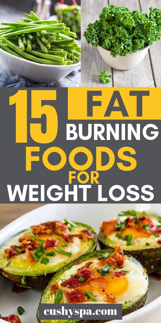 15 Fat Burning Foods That are Delicious