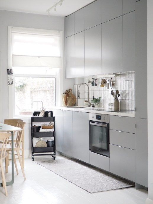 Inside My Home Cate St Hill Grey Kitchen Inspiration Ikea Kitchen Design Grey Kitchen Designs