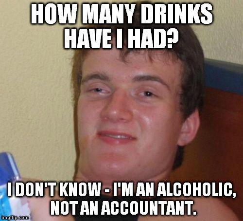 How do I know if I'm an alcoholic?