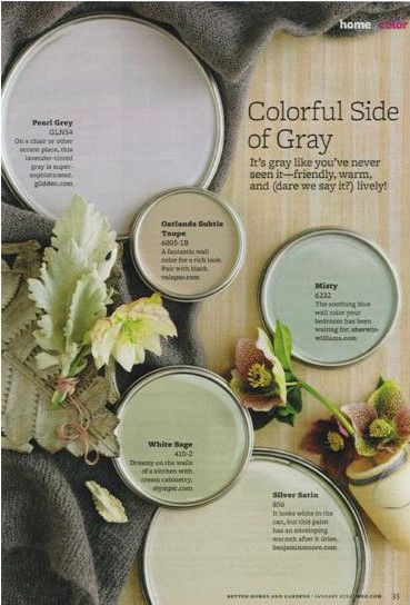 Paint Colors Summer And Grey On Pinterest