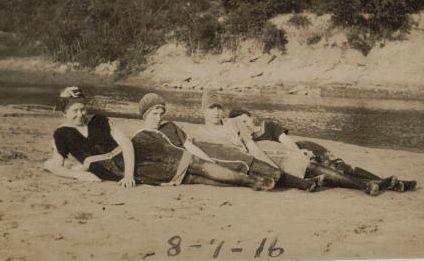 1916 Swim Suites