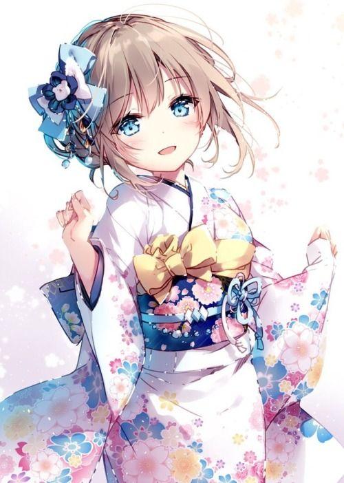 ป กพ นโดย Mariam ใน Kimono Kuties ศ ลปะอะน เมะ ศ ลปะคาแรคเตอร สาว อะน เมะ