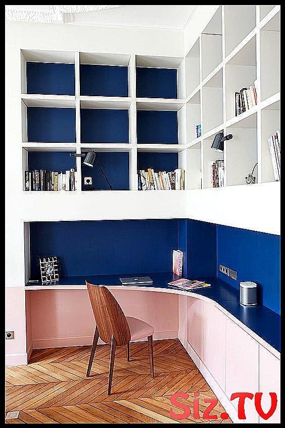 Amenager Un Coin Bureau Dans Le Salon 29 Idees A Piquer Home