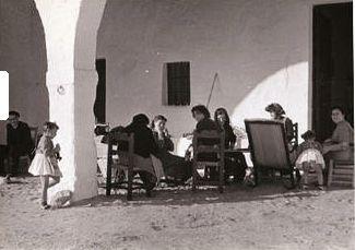 Modo de vida Alpujarras años 20