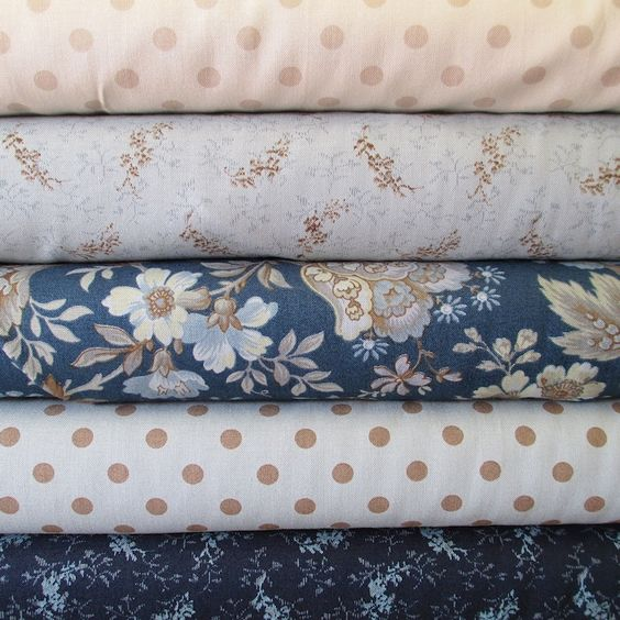 Snowbird (Laundry Basket Quilts for Moda) : wintry shades of blue, elegant…