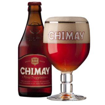 Bia Chimay Đỏ 7% - Chai 330 ml - Bia Nhập Khẩu