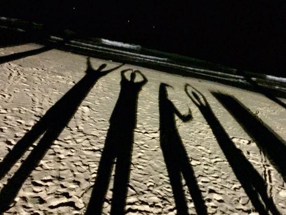 Una noche en la playa en #PortDouglas! #Australia