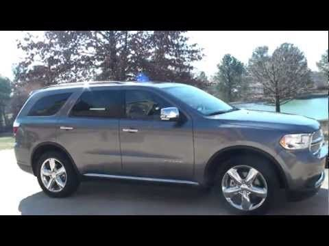 2012 Dodge Durango Citadel Hemi Tv Navigation Loaded For Sale Used