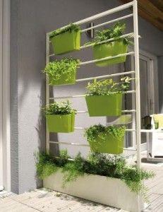 Verticale plantenbak van Blooma