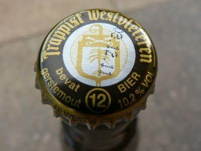 Bia Trappist Westvleteren 12 10,2% - Chai 330ml
