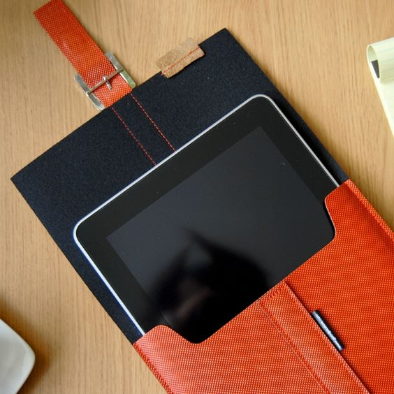 GOODJOB Buckle iPad Case 都會系列 - iPad包