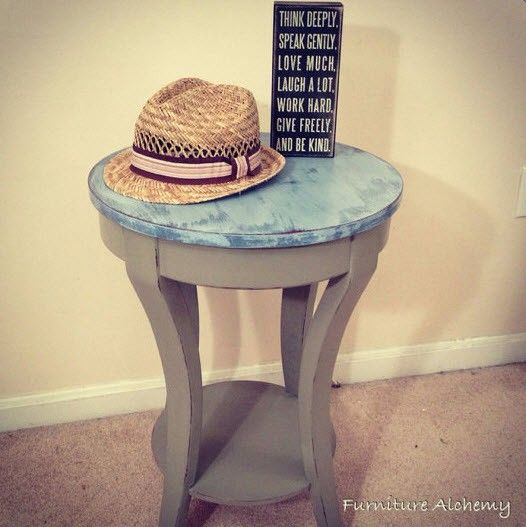Prime Rustic Chic End Table 95 Alexandria Furnishly Com Largest Home Design Picture Inspirations Pitcheantrous