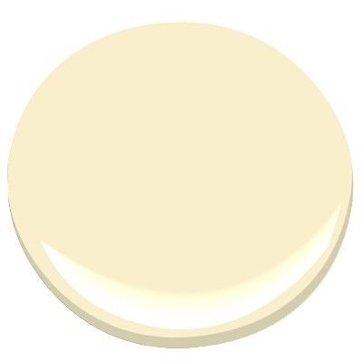 Benjamin Moore Antiquity: a very beautiful, light and soft butter color, neutral but not white