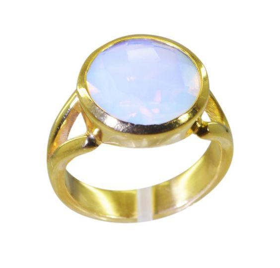 #sundown #little #portrait #25likes #opi #Riyo #jewelry #gems #Handmade #GoldPlated #Ring https://www.riyo.in/