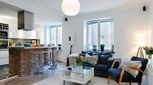 decoração rustica apartamento pequeno - Google Search
