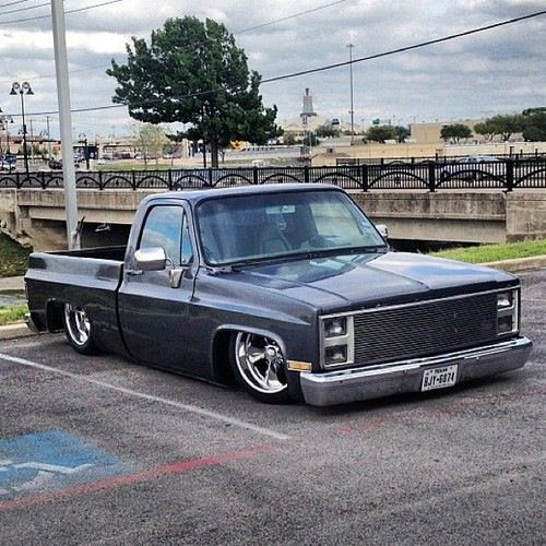 Slammed c10 go fasts pinterest slammed cars and gmc trucks sciox Image collections