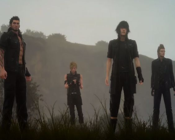Final Fantasy 15: Limited Pre-Order Bonus Gives Exclusive Skins And Weapons - http://www.morningledger.com/final-fantasy-15-limited-pre-order-bonus-gives-exclusive-skins-and-weapons/1381918/