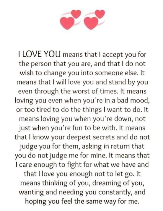 Him for love romantic quotes 117 Romantic