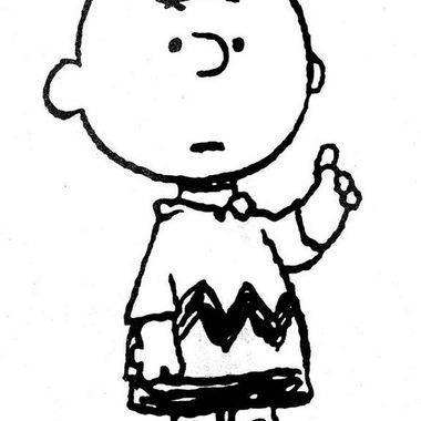 Charlie Brown Thanksgiving Thanksgiving Coloring Pages