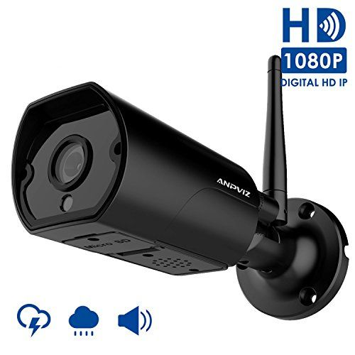 Check Out This Nice Security Product For Your Business 1080p Wireless Security Camera Outdoor Anpviz Wifi Camera Bull Security Cameras For Home Wireless Security Cameras Wireless Security System