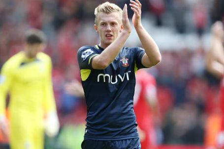 How James Ward-Prowse impressed against Liverpool. Read more - http://www.squawka.com/news/100-shot-accuracy-ward-prowse-shines-in-opening-day-defeat/160511 #LFC #Soccer #Football