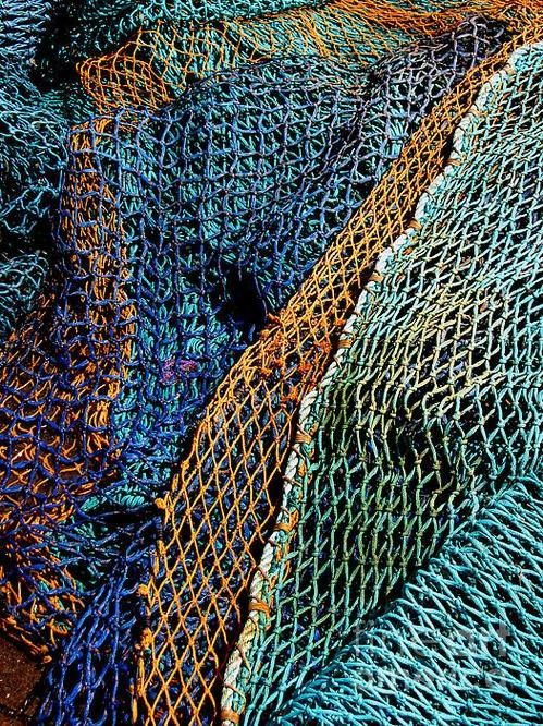 Fishing Nets Texture Inspiration Color Textures Textures Patterns