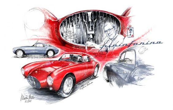 Maserati A6 GCS/53 Pinin Farina Berlinetta - 1953 | Classiccar-art