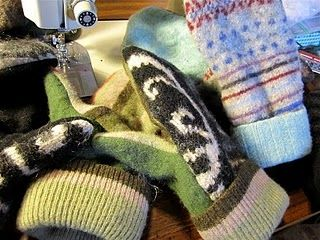 Have to make !!!!  Mittens!
