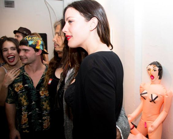 chelsea and liv tyler