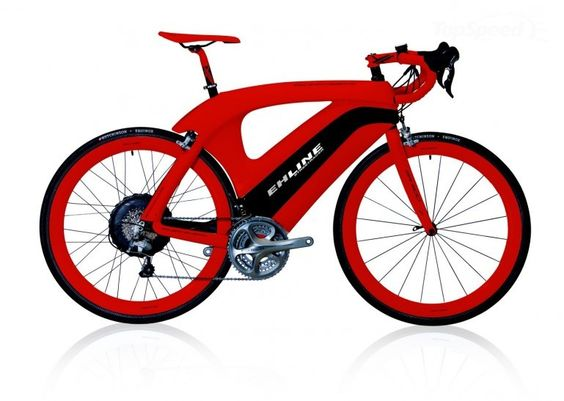 2012 EH Line Street Racer e-Bike picture - doc449072
