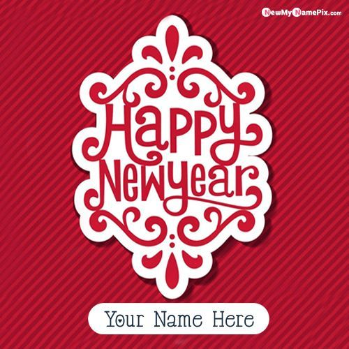 Happy New Year 2020 Photo With Name Create Cards Free Happy New Year Quotes New Year Wishes Quotes New Year Wishes Cards